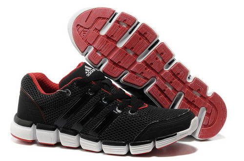 Adidas Climacool Ride Vi Mens Black Red On Sale
